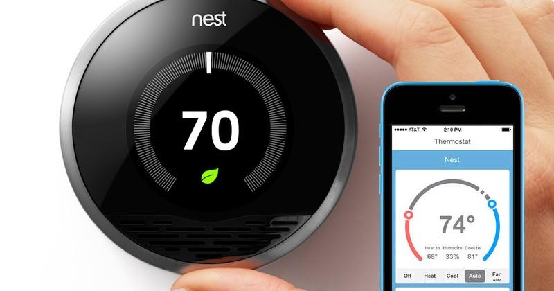 Nest Thermostat Logo